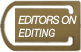 Editors on Editing Logo
